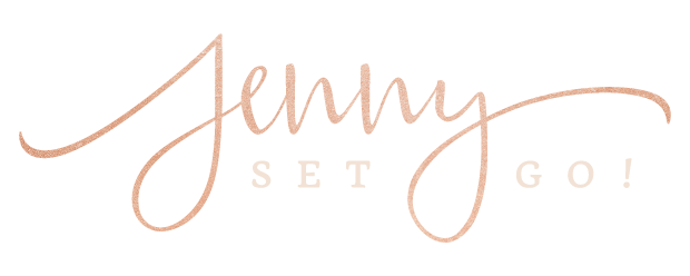 Jenny Set Go!